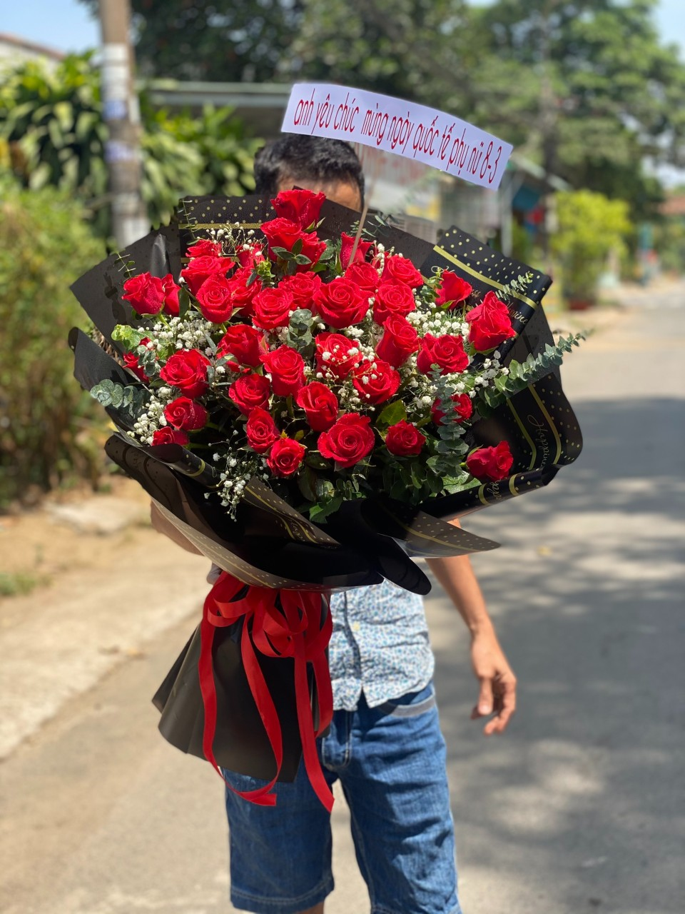 tiệm hoa gần Biên Hòa