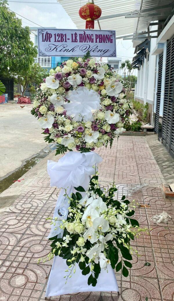 lãng hoa đám tang đồng xoài