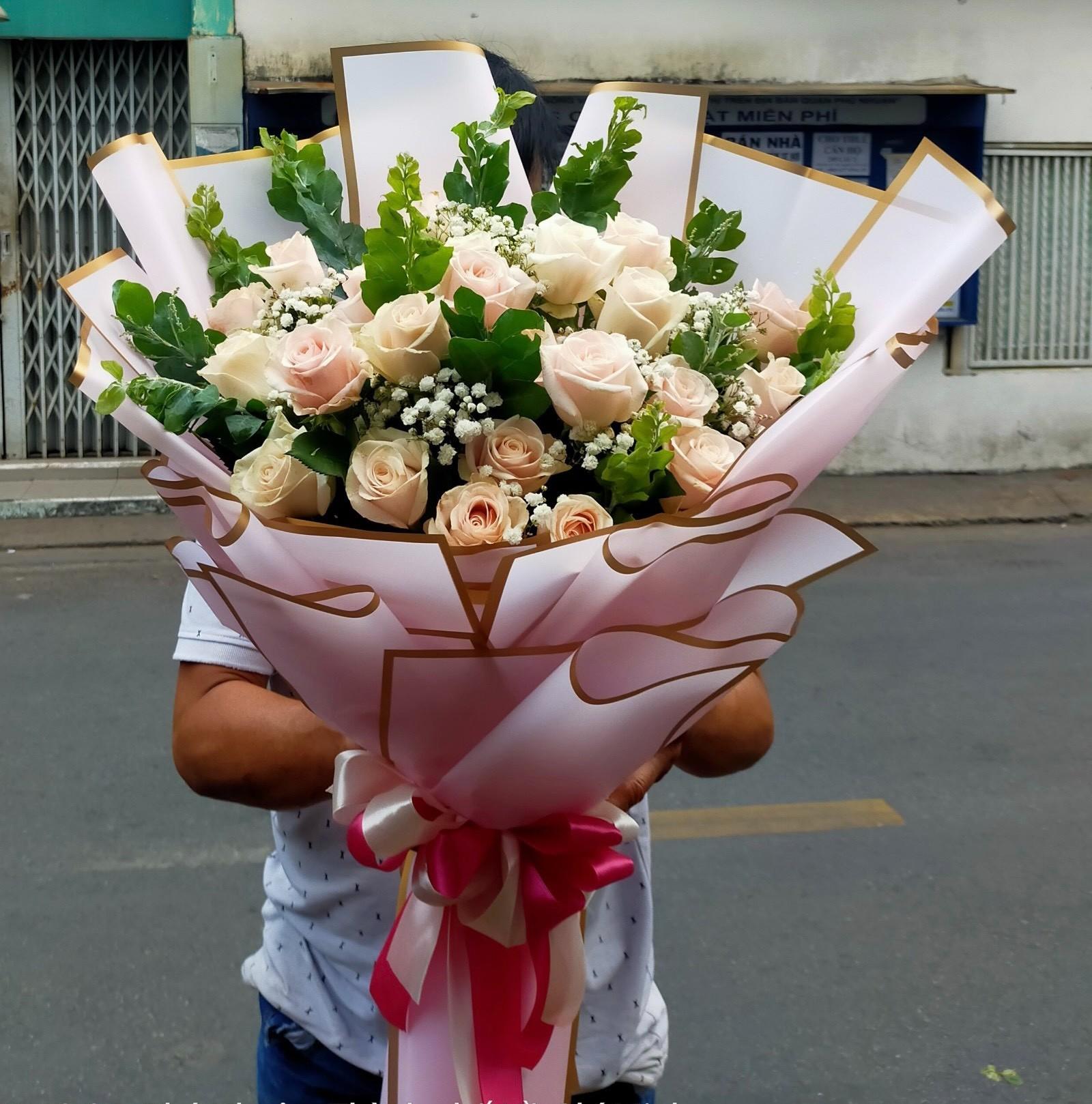shop hoa bó bến tre