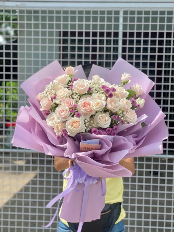 shop hoa bó cao lãnh