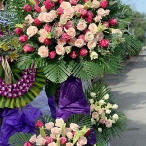 hoa đám tang cẩm mỹ