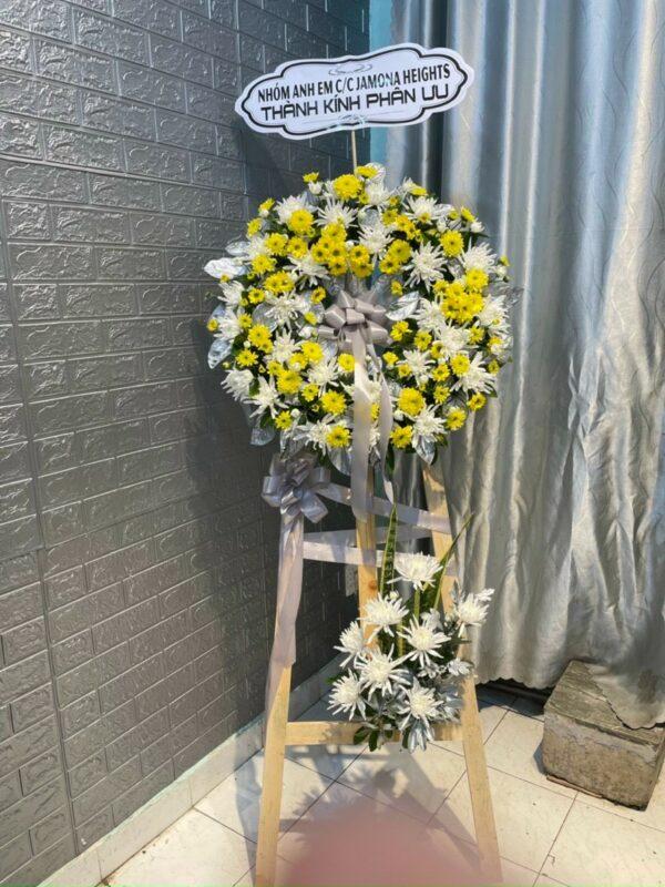 hoa đám tang châu ổ
