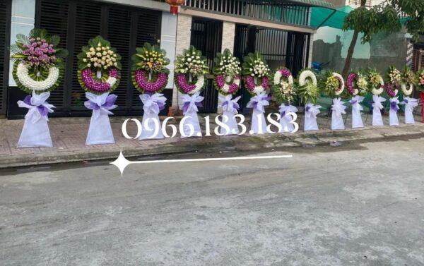 hoa đám tang phú phong