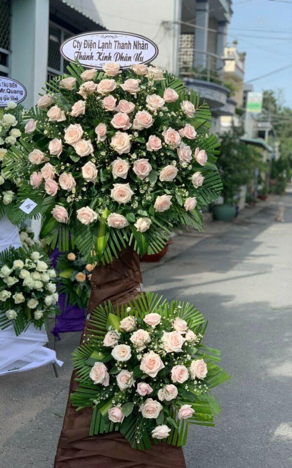 hoa đám tang tam phước