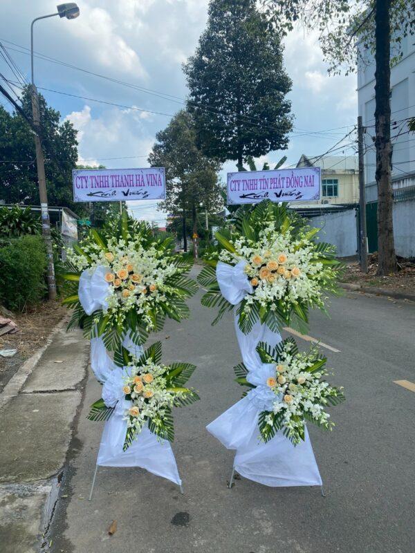 hoa đám tang tuy phước