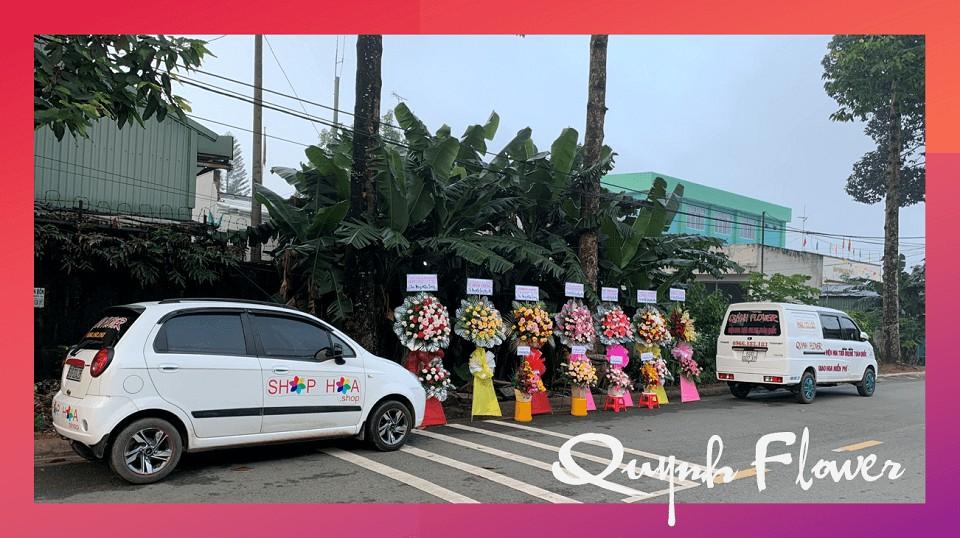Tiệm hoa tươi gần đây nhất (2)