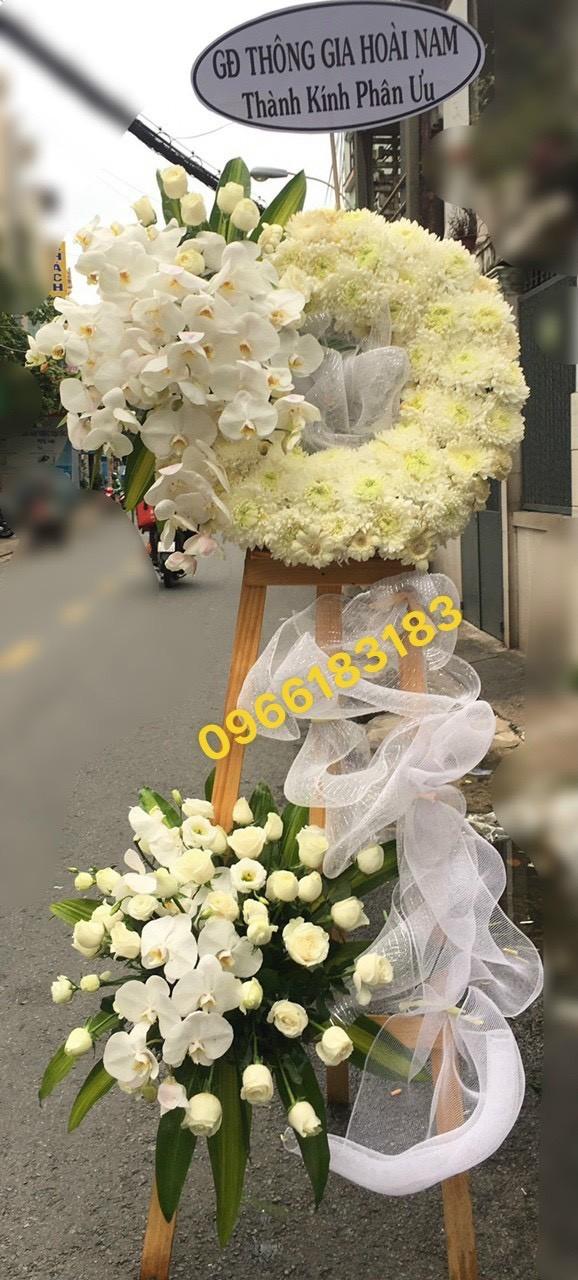 hoa đám tang phường bình hòa